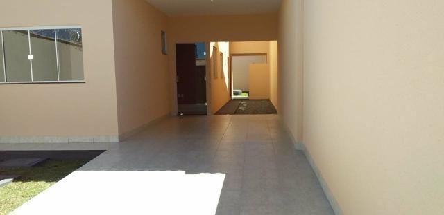 Casa no Buriti Sereno 3qts minha casa minha vida - Foto 6