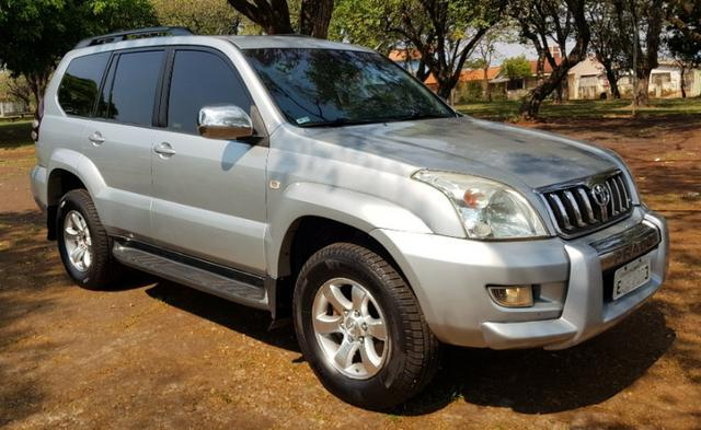 Land Cruiser Prado 4x4 - AT (2º dono) - Foto 2