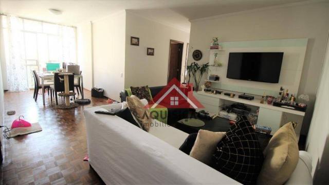 Apartamento com 3 dormitórios à venda, 87 m² por R$ 369.990,00 - Bigorrilho - Curitiba/PR - Foto 2