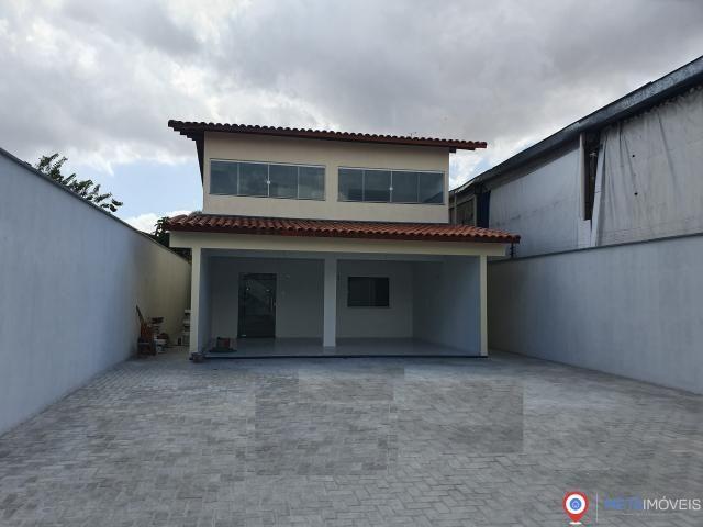Casa nova duplex zona leste