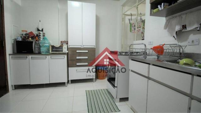 Apartamento com 3 dormitórios à venda, 87 m² por R$ 369.990,00 - Bigorrilho - Curitiba/PR - Foto 4