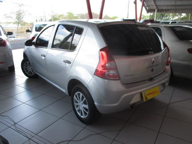 Sandero 1.0 Authentique 16V HI-FLEX 4P Manual 2013/2013 - Foto 8
