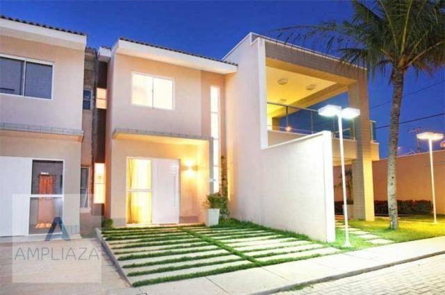 Casa à venda, 70 m² por R$ 189.000,00 - Messejana - Fortaleza/CE - Foto 2