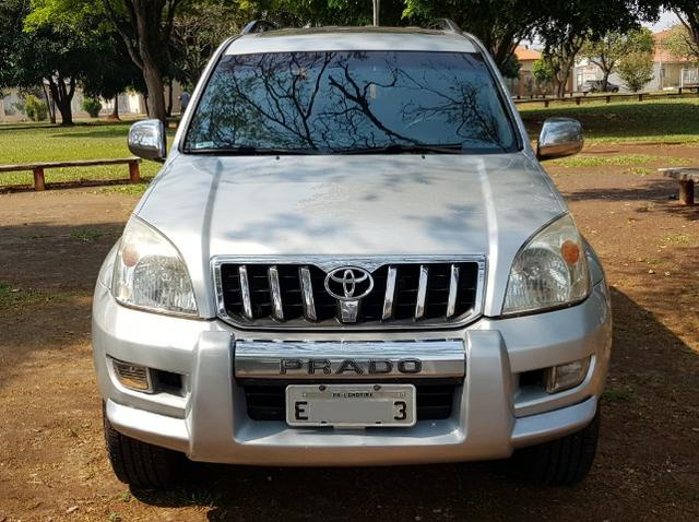 Land Cruiser Prado 4x4 - AT (2º dono)