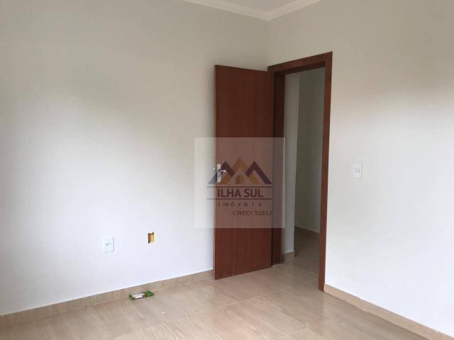 Apartamento com 2 dormitórios à venda, 54 m² por r$ 225.000,00 - campeche - florianópolis/ - Foto 10