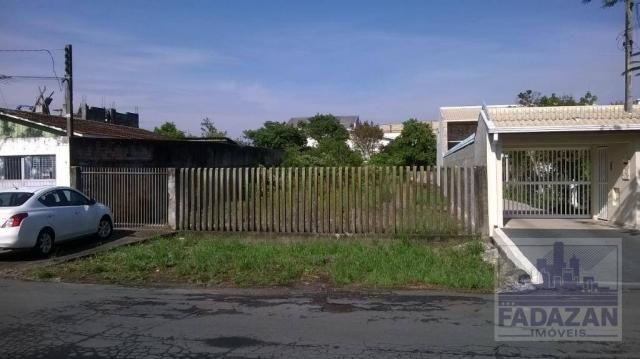 Terreno à venda, 516 m² por R$ 590.000,00 - Boqueirão - Curitiba/PR - Foto 3