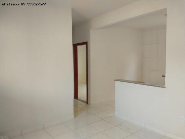 Casa para venda em várzea grande, santa isabel, 2 dormitórios, 1 banheiro, 2 vagas - Foto 10