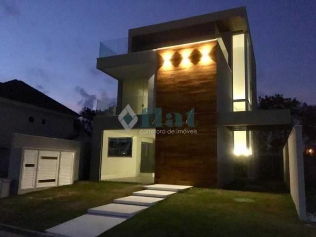 Casa de condomínio à venda com 4 dormitórios cod:FLCN40047
