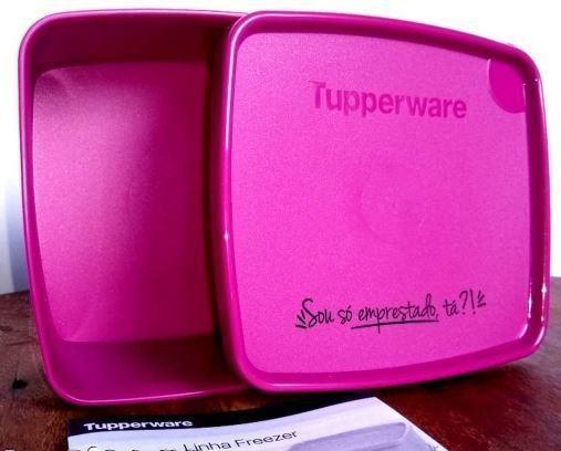 Jeitosinho tupperware