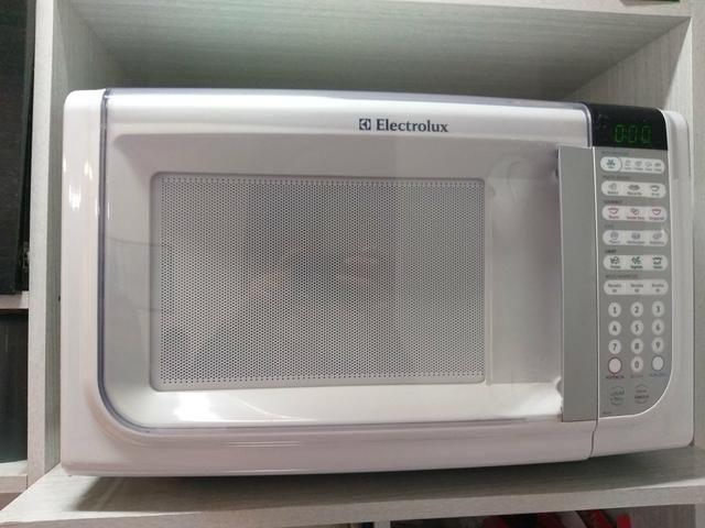 Micro-ondas electrolux 30 L Branco