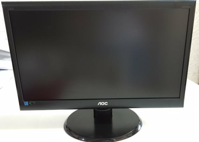 Monitor AOC 18.5' 100% funcional