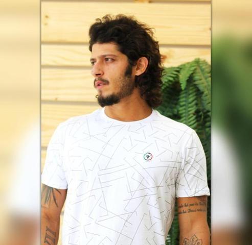 Camisetas Masculinas Em Águas Claras - Foto 2