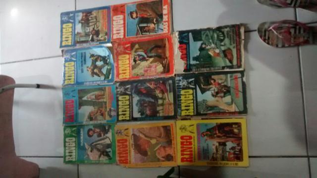 Revistas antigas (fotoaventuras do cinema)