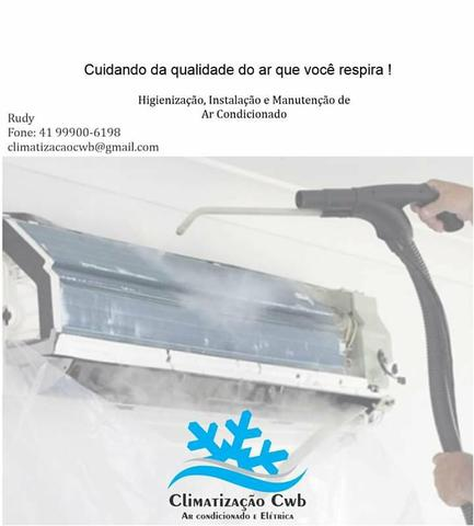 Técnico em ar-condicionado para instalação e manutenção
