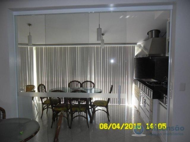 Apartamento à venda com 3 dormitórios em Praia brava, Florianópolis cod:480 - Foto 8