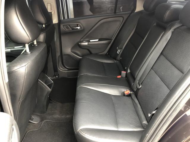 Honda city 1.5 flex exl aut 15/15 - Foto 7