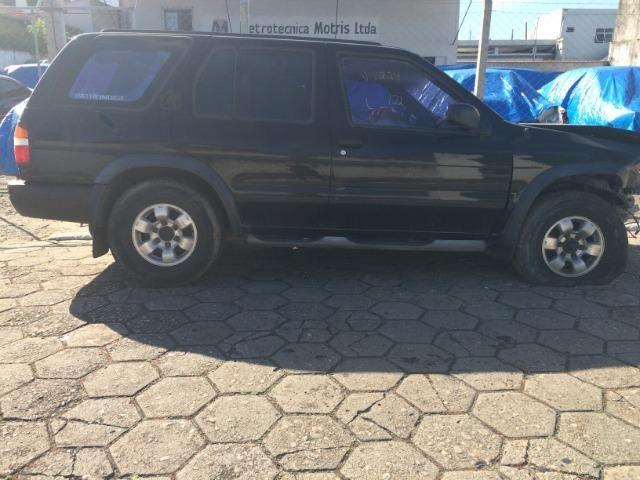 Sucata Nissan Pathfinder 1996 1997 1998 - Venda De Peças