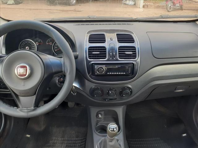 FIAT GRAND SIENA 1.4 MPI ATTRACTIVE 8V FLEX 4P MANUAL - Foto 8