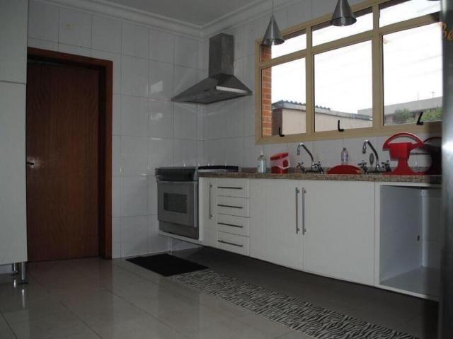 Apartamento 310m² - com 4 dormitórios para locação, 310 m² - Bairro Jardim - Santo André - Foto 9