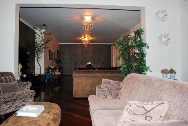 Apartamento 310m² - com 4 dormitórios para locação, 310 m² - Bairro Jardim - Santo André - Foto 2