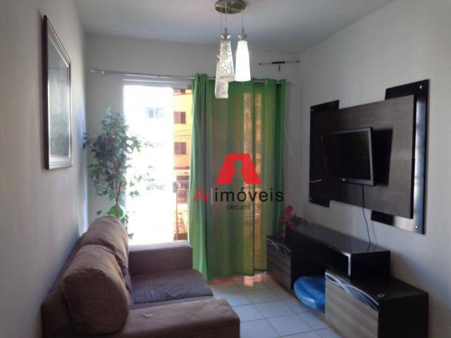 Apart** 2 quartos, mobiliado, para alugar, 49 m2 por R$ 1.700,00/mês com CONDOMINIO E I