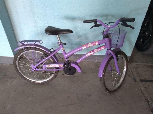 Bicicleta infantil princesa Sophia - Foto 5