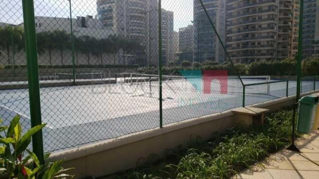 Apartamento à venda com 2 dormitórios em Barra da tijuca, Rio de janeiro cod:RCAP20716 - Foto 3