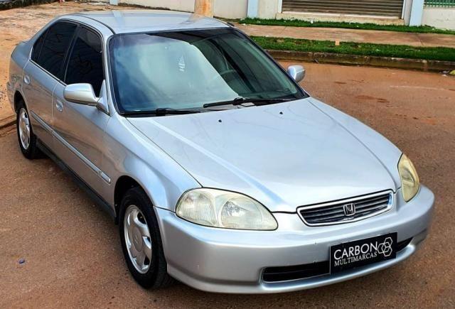 CIVIC 1998/1998 1.6 EX 16V GASOLINA 4P AUTOMÁTICO