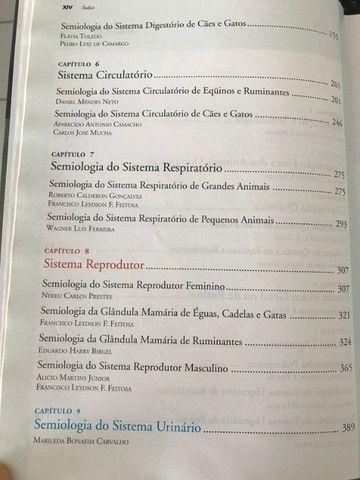 Semiologia Veterinária-A Arte do Diagnóstico - Foto 4