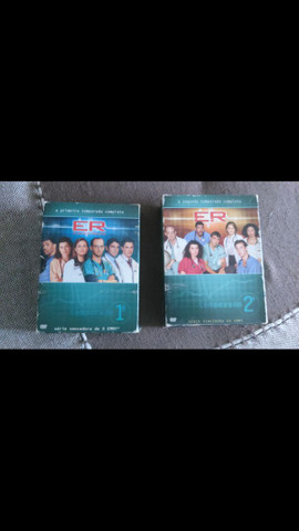 CDS seriado plantão médico ER 14 cds