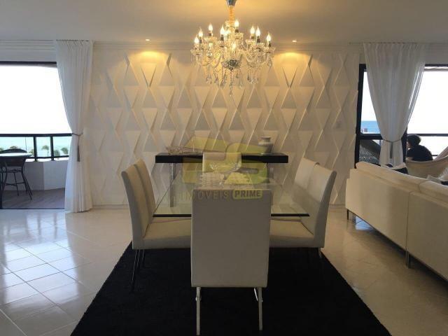 Apartamento à venda com 4 dormitórios em Cabo branco, João pessoa cod:PSP42 - Foto 5