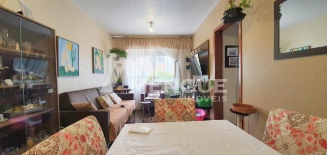 Apartamento à venda com 2 dormitórios em Jardim do salso, Porto alegre cod:10588 - Foto 8