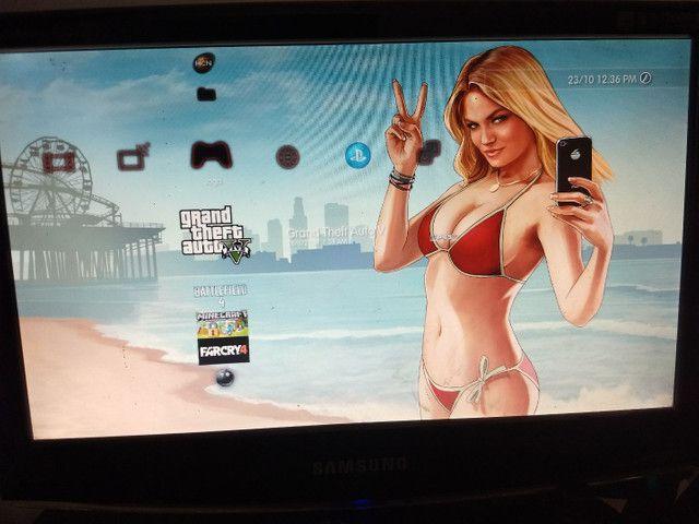 PS3 HD 500 desbloqueado com muitos jogos  - Foto 5