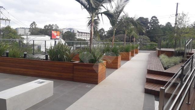 Apartamento à venda com 2 dormitórios em Jardim do salso, Porto alegre cod:8520 - Foto 2
