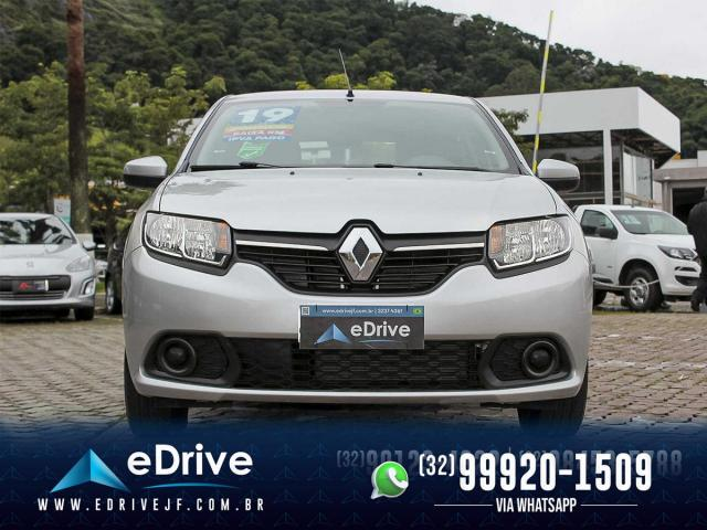 Renault Sandero Expression Flex 1.6 16V 5p - Carro Muito Novo - Lindo - Faço Troca - 2019 - Foto 7