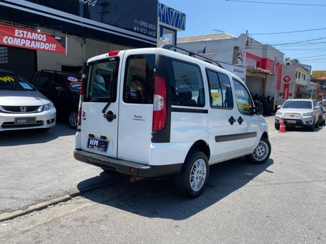 Fiat Doblò  Attractive 1.4 8V (Flex) FLEX MANUAL