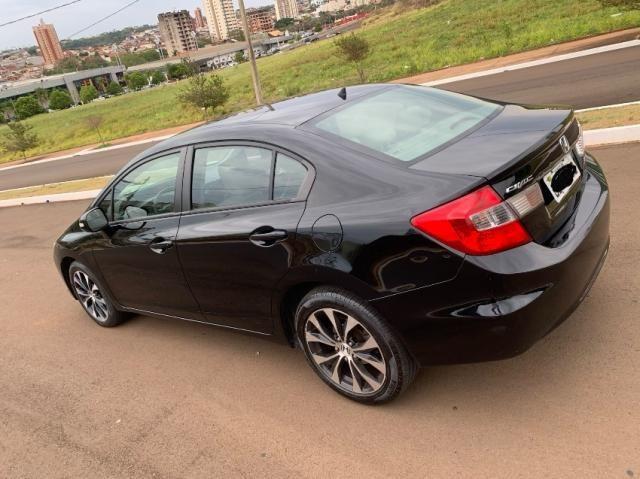 Honda Civic 2.0 LXR FLEXONE 4P - Foto 7