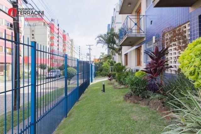 Apartamento com 2 dormitórios à venda, 55 m² por R$ 285.000,00 - Jardim Lindóia - Porto Al - Foto 3