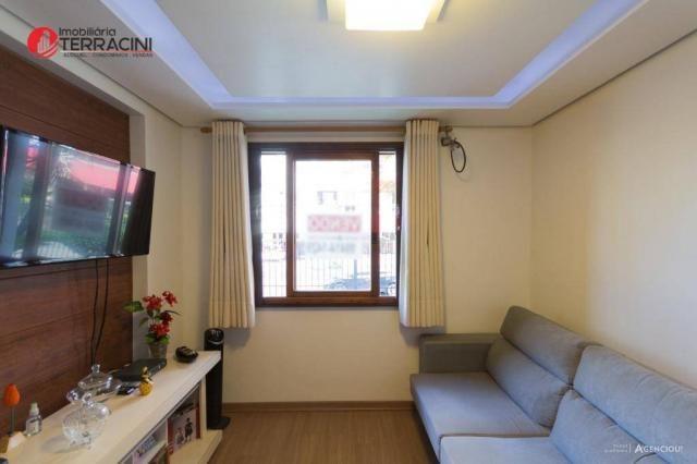Apartamento com 2 dormitórios à venda, 55 m² por R$ 285.000,00 - Jardim Lindóia - Porto Al - Foto 6