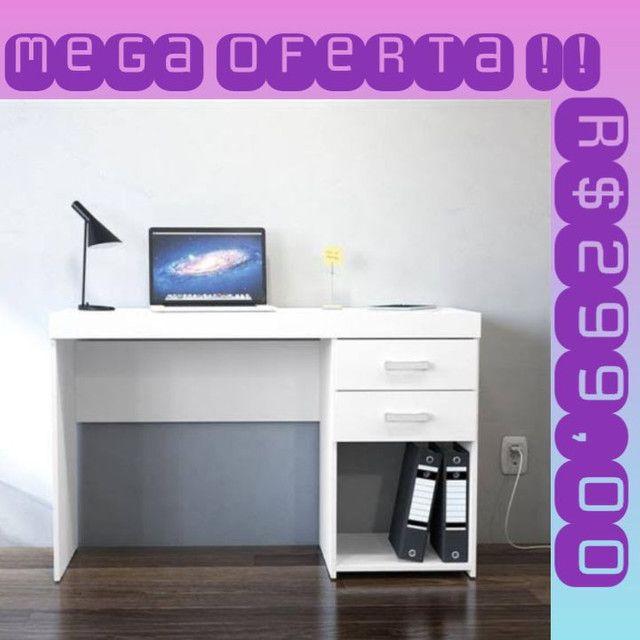Mesa de escritório 2 Gavetas Super Promoção!!
