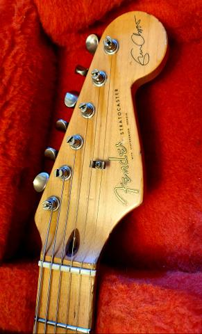 Fender Stratocaster Signature Eric Clapton Gibson Les Paul Standard custom 1959 - Foto 3