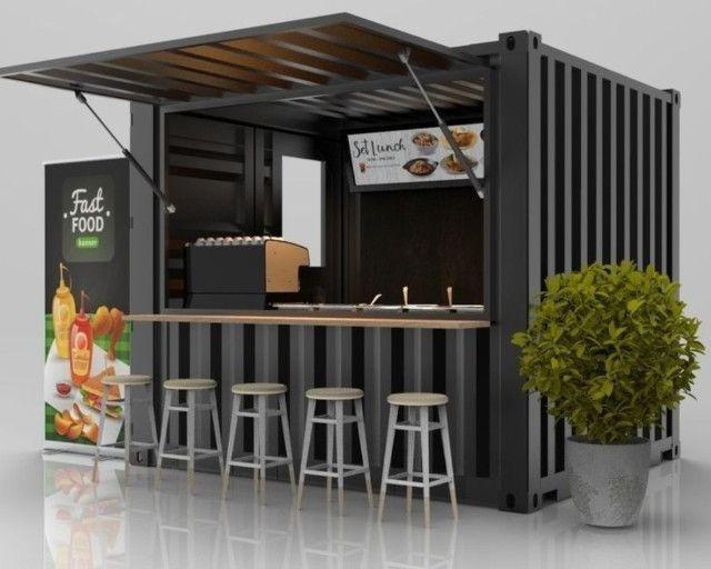 Trailer, food truck, quiosque, container - Foto 4