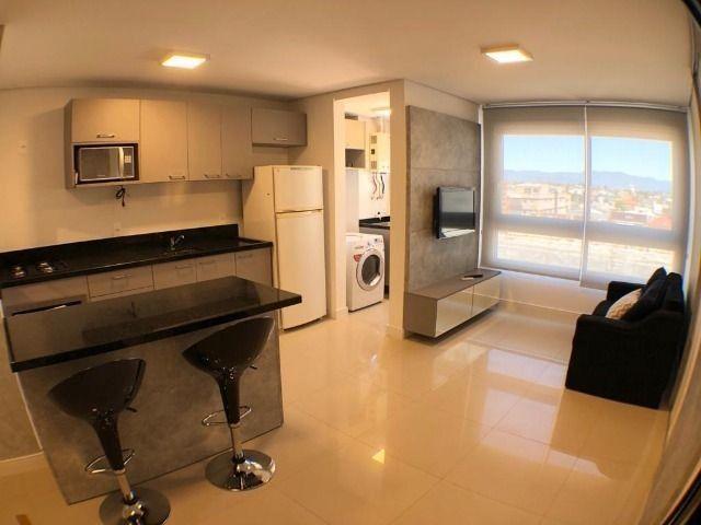 Apartamento dois dormitórios c/ piscina. - Foto 3