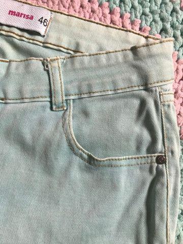 Calça Jeans (Tamanho 46) - Foto 2