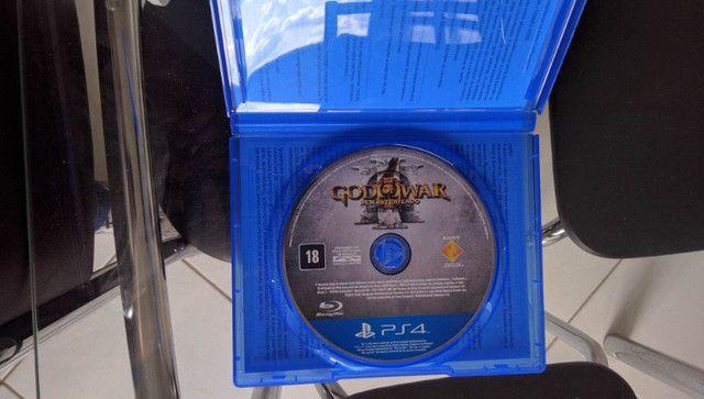 God Of War III Remasterizado Hits