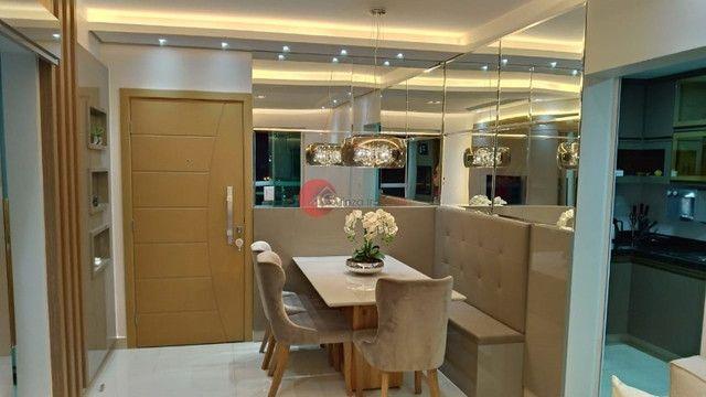 Apartamento decorado bairro finotti guinza imoveis de luxo