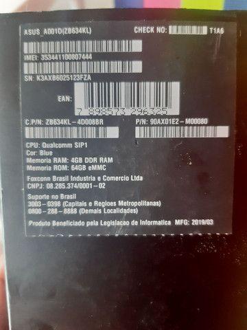 ASUS MAX SHOT 64GB 4RAM - ZERADO!! - Foto 3