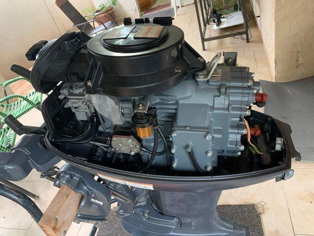 Motor de popa 40 Yamaha - Foto 4