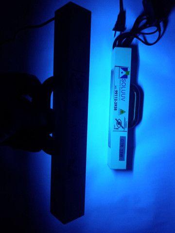 Luminaria uvc manual  combate vírus  bactérias  - Foto 3