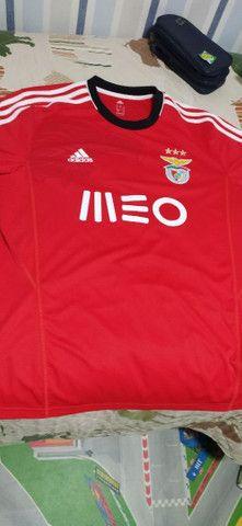 Camiseta Benfica direto de Portugal. Tam G. Excelente estado